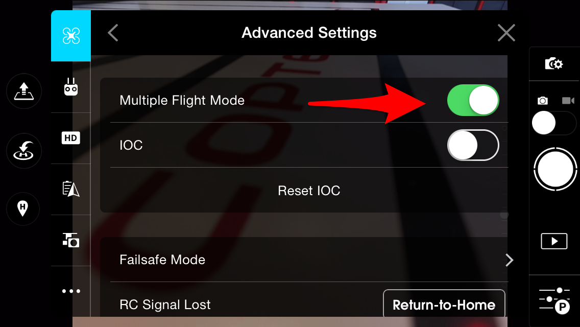 Setting up your Drone for use with Map Pilot – Drones Made Easy