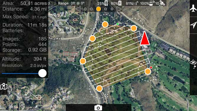 Map Pilot for DJI - Introduction – Drones Made Easy