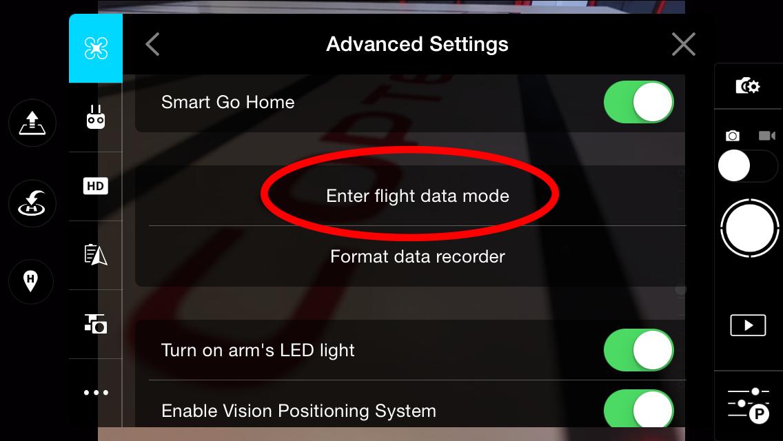 Flight Data Log Viewer DJI Phantom 3 and Inspire 1 – Drones