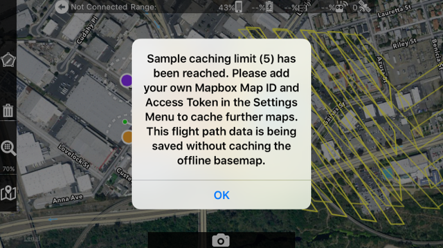 Mapbox ID and Mapbox Access Token – Drones Made Easy
